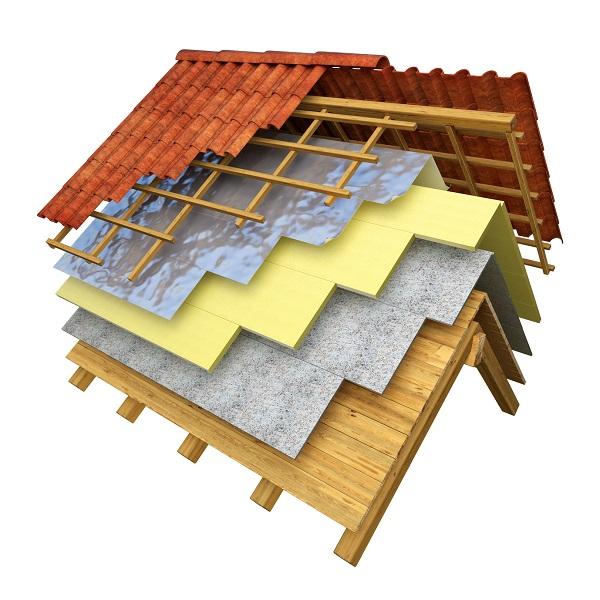 Isolation de la toiture - ISOSCOP Isolation écologique - Loir-et-Cher